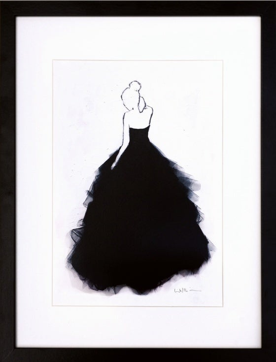 Image of A5/A4/Print # Belle - 100KR/250KR