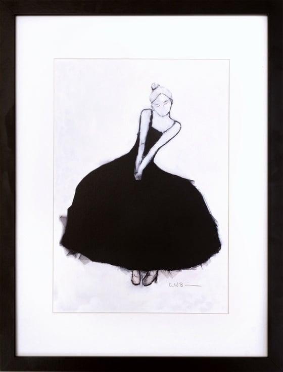 Image of A5/A4/A3 Print # Elle - 100KR/250KR
