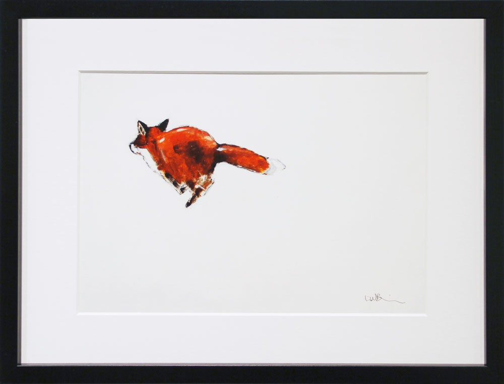 Image of A5 / A4 Print # Fox