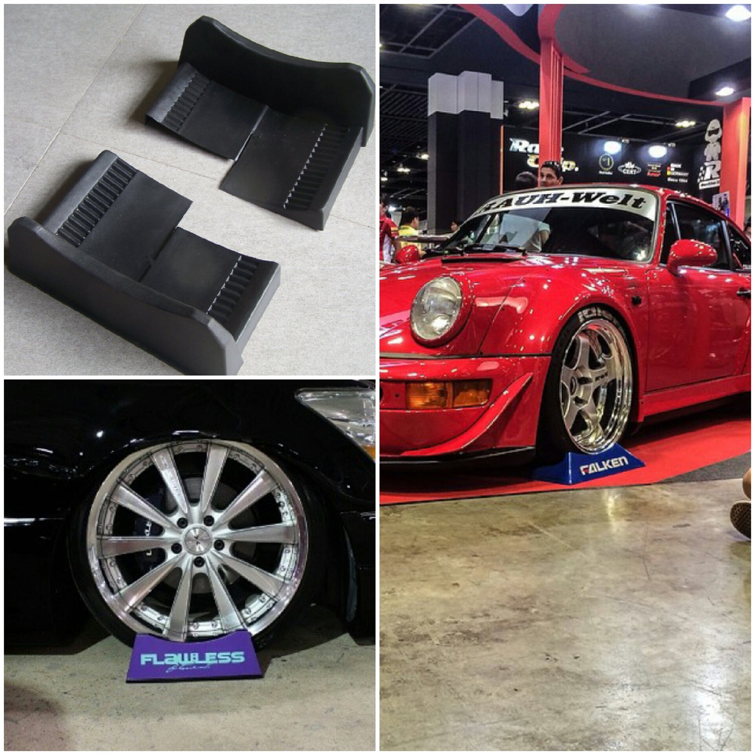 Tire Stands Wheel Swag Carshow Wheel And Tire Displays - Car show wheel stands