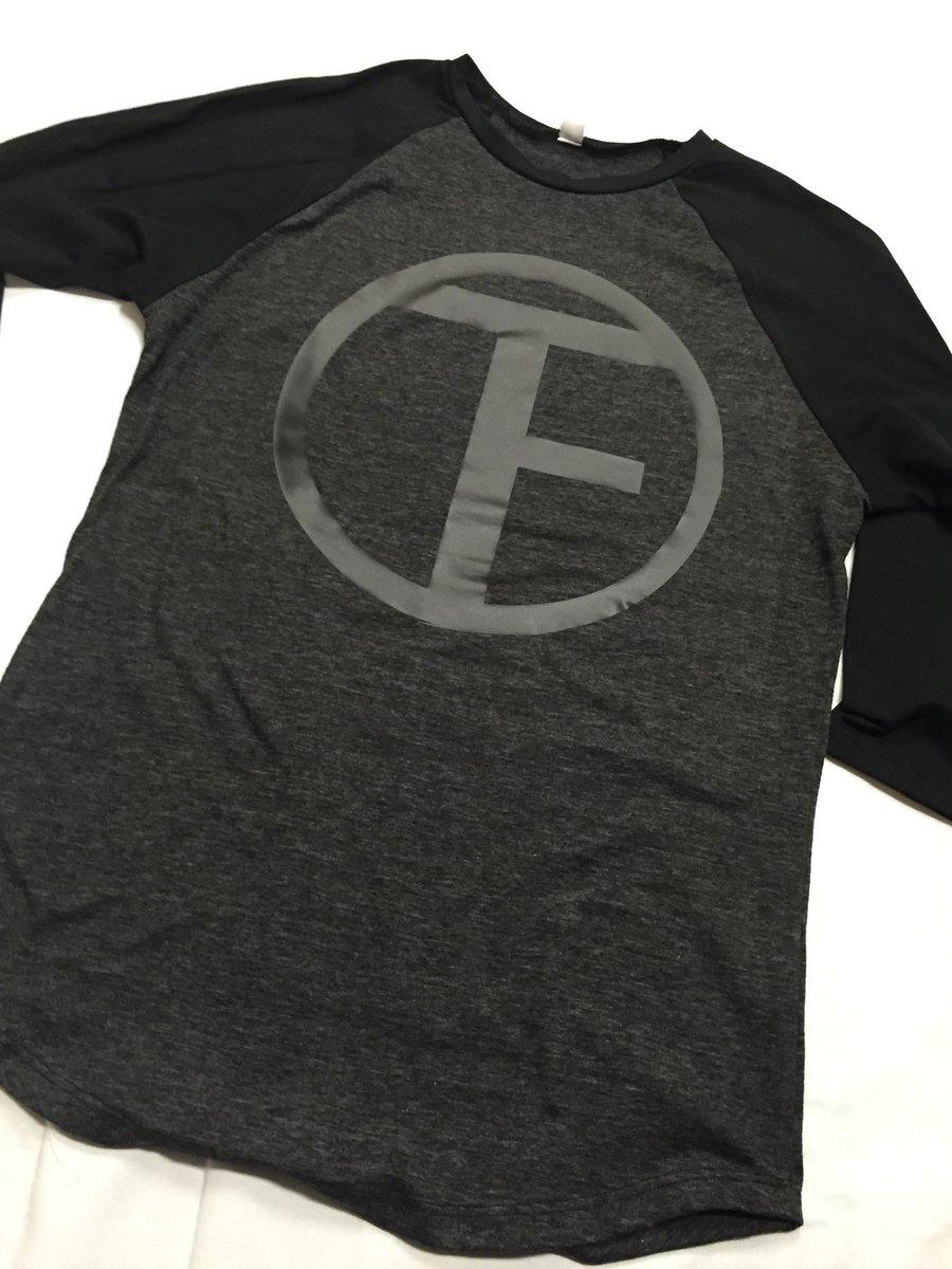 Image of TRAPfornia Big Logo Baseball Tee