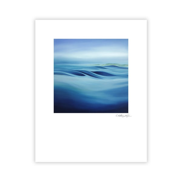 Image of In The Swell, Archival Paper Print