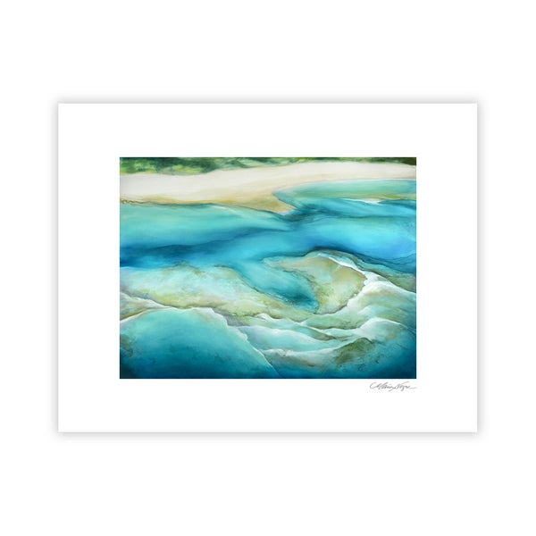 Image of Islands, Archival Paper Print