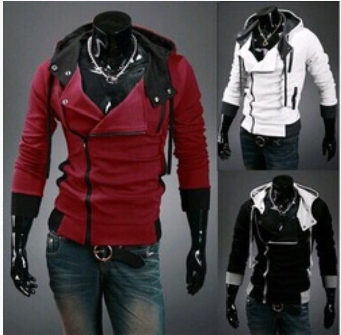 Image of Sports Hooded Jacket