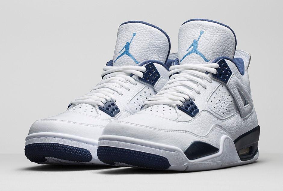 buy online b255c 3d21c Nike Air Jordan Retro 4 LS