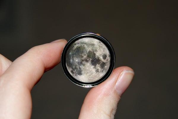 """Image of Moon Plugs (sizes 2g-2"""")"""