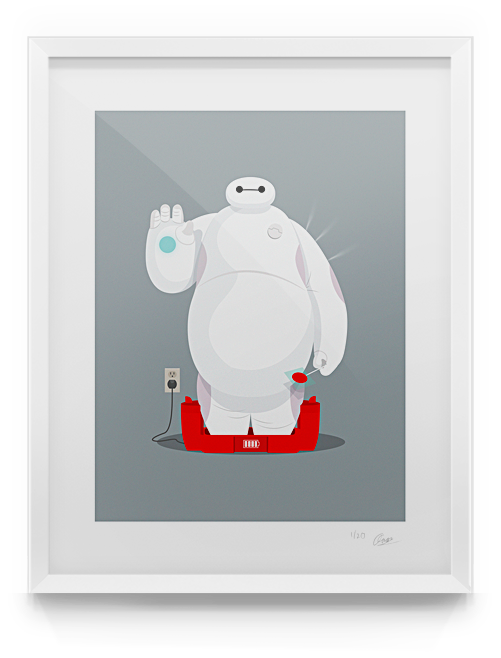 Image of Baymax