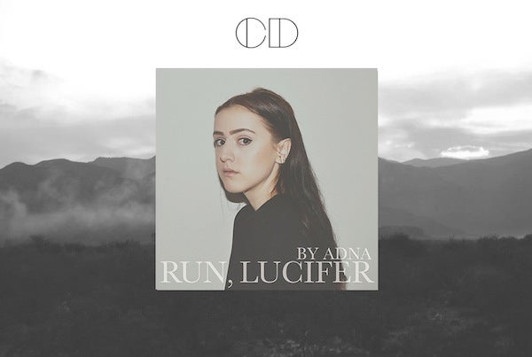 Image of Adna - Run, Lucifer (CD)