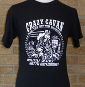 Image of MY LITTLE SISTER T-SHIRT (MENS) (CRAZY CAVAN STORE)