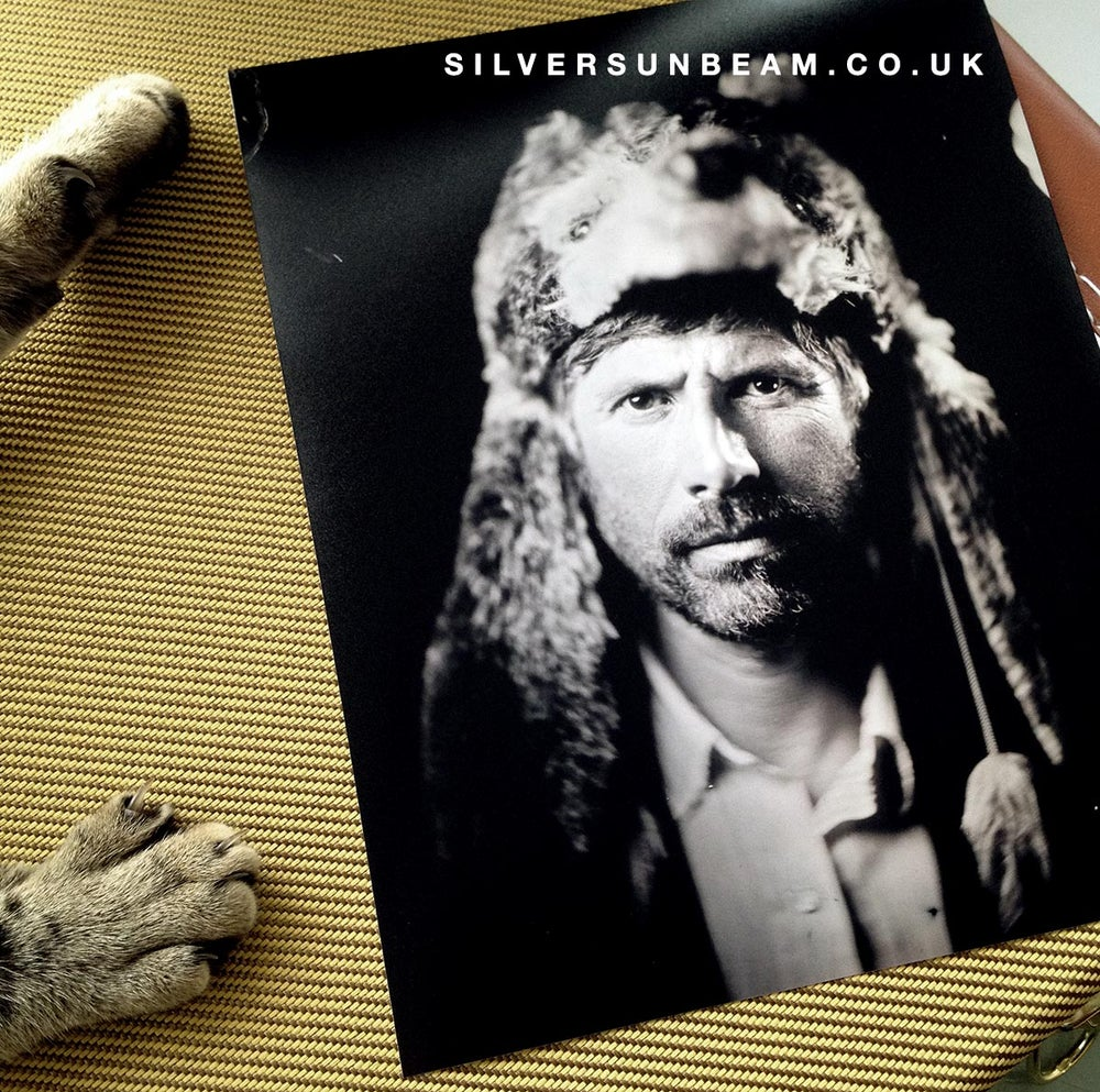 Image of Gruff Rhys (Super Furry Animals) - Limited Edition Tintype Print