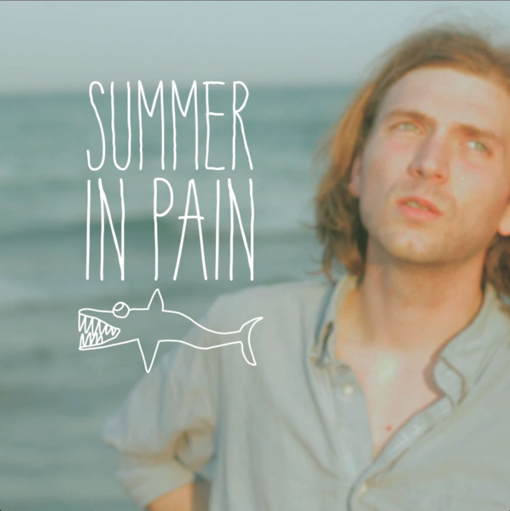 Image of Jimmy Whispers - Summer In Pain (Color vinyl)
