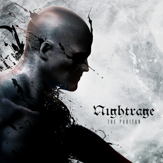 Image of Nightrage - The Puritan (CD)