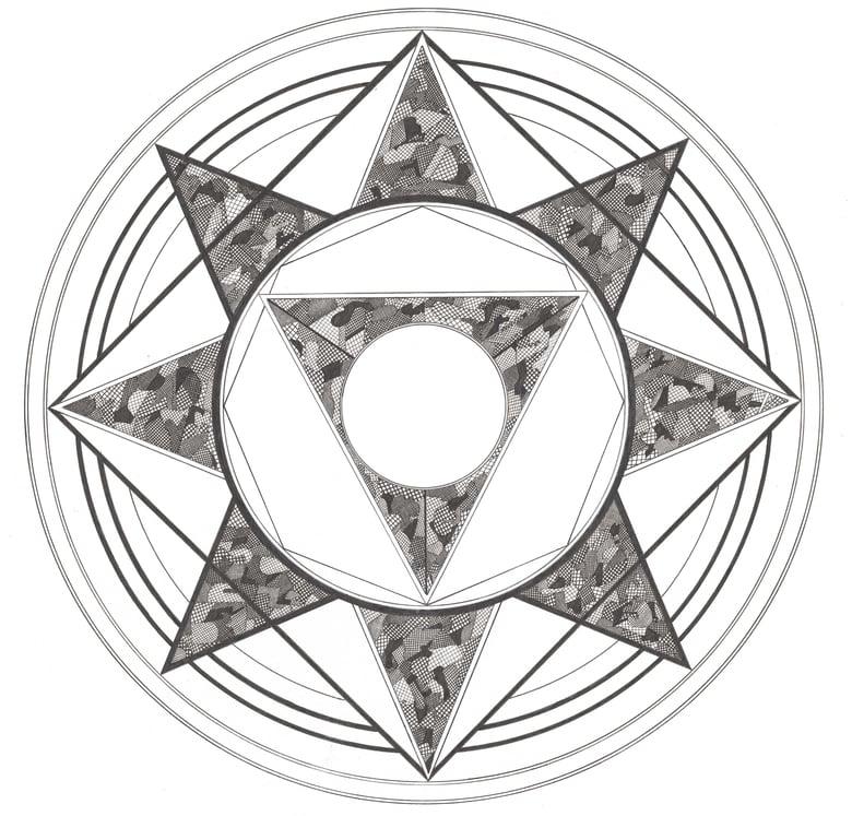 Image of Anima Emblem (Giclée print)