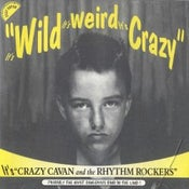 Image of IT'S WILD, IT'S WEIRD, IT'S CRAZY Catalogue: CRCD01 (CD) (CRAZY CAVAN STORE)
