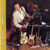 Image of Guitar Crazy (Lyndon Needs) Catalogue Number: CRCD2 (CRAZY CAVAN STORE)