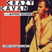 Image of Rollin' Through The Night Catalogue Number: CRCD4 (CRAZY CAVAN STORE)
