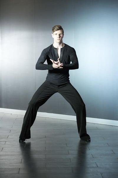 Image of Basic Latin Pants SALE (B3564A) Dancewear latin ballroom