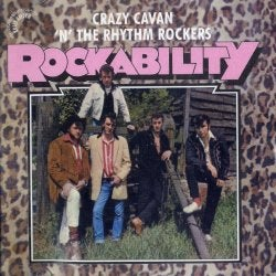 Image of Rockability Catalogue Number: CRCD08 - BACK IN STOCK!
