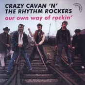 Image of Our Own Way of Rockin' Catalogue Number: CRCD09 (CRAZY CAVAN STORE)