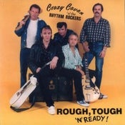 Image of Rough, Tough 'n' Ready! Catalogue Number: CRCD11 (CRAZY CAVAN STORE)