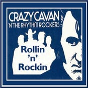 Image of Rollin 'n' Rockin Catalogue Number: CRCD15 (CRAZY CAVAN STORE)