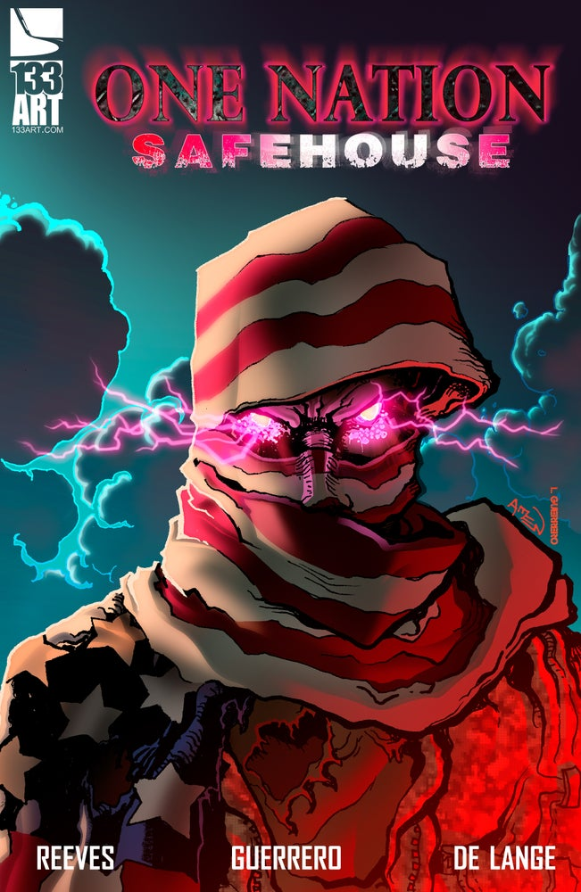 Image of OneNation: Safehouse [digital Comic]