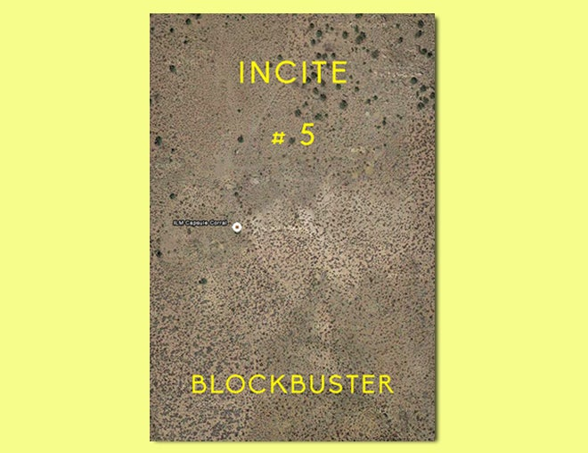 Image of Issue #5: BLOCKBUSTER