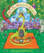 Image of Herb, the Vegetarian Dragon