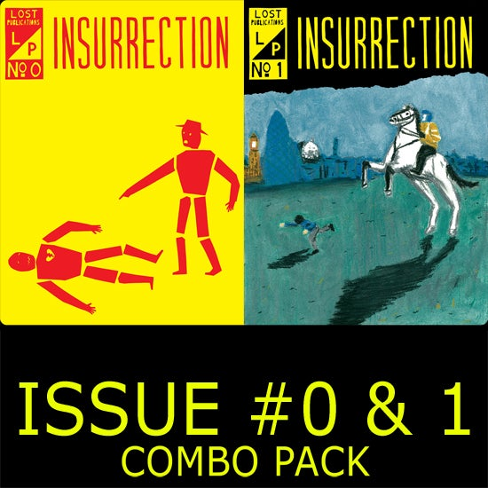Image of Issue #0 & 1 Combo Pack