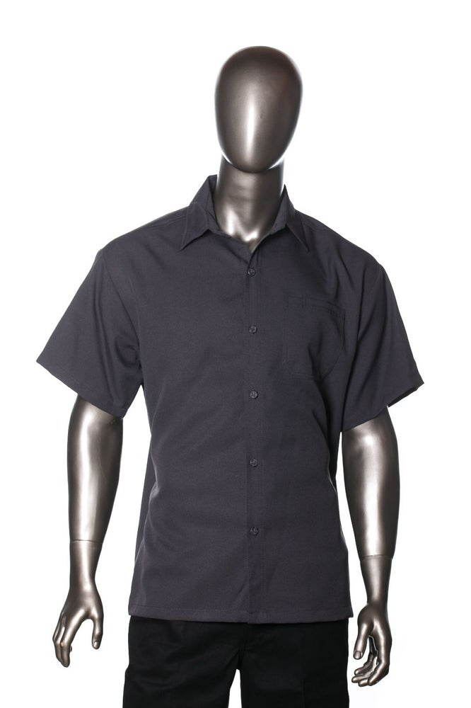 Image of Caltop Plain #1000 Button Up Shirt Button Up Shirt
