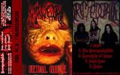 Image of Necropedophile demotape reissue - Fetal Gore (2002)