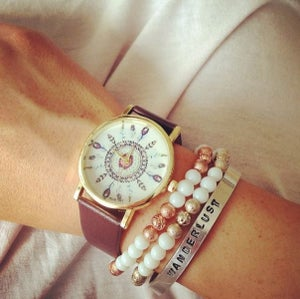 Image of Aztec Feather Watch