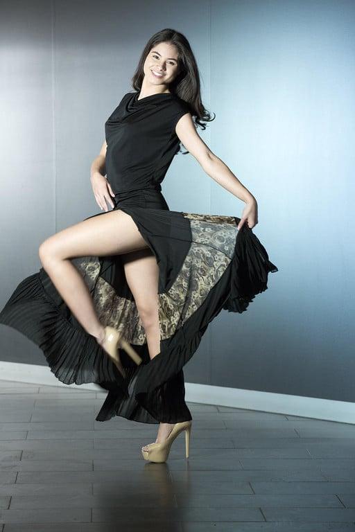 Image of Osaka Skirt (J3288) Dancewear latin ballroom