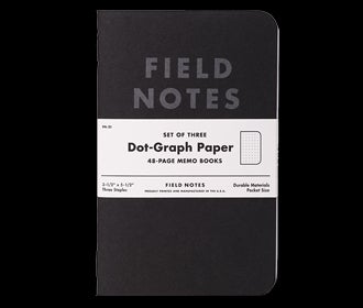 Image of Field Notes 3-Packs