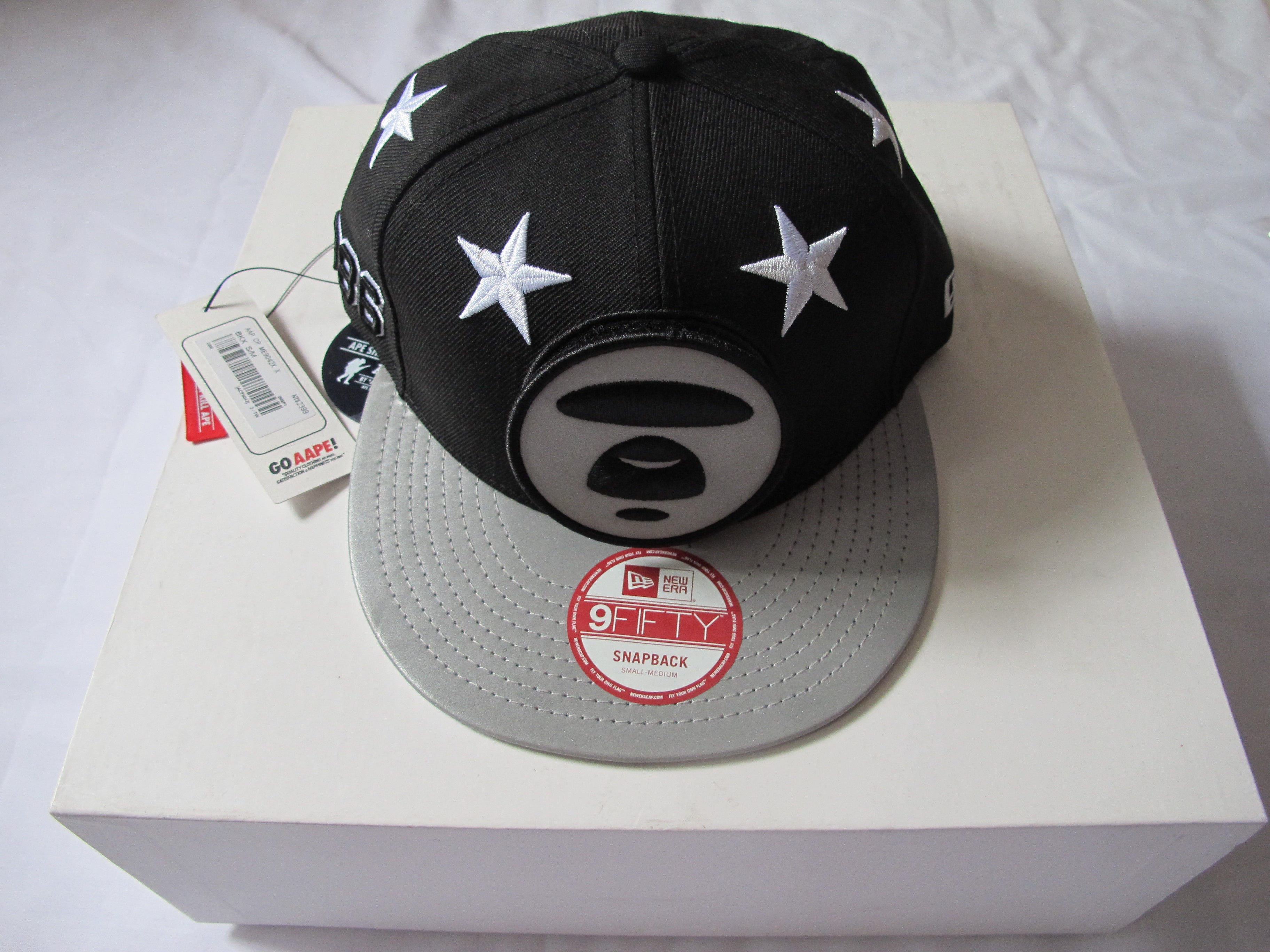 34ec78290c0 ... switzerland image of a bathing ape aape x new era aape logo snapback  59892 04e8f