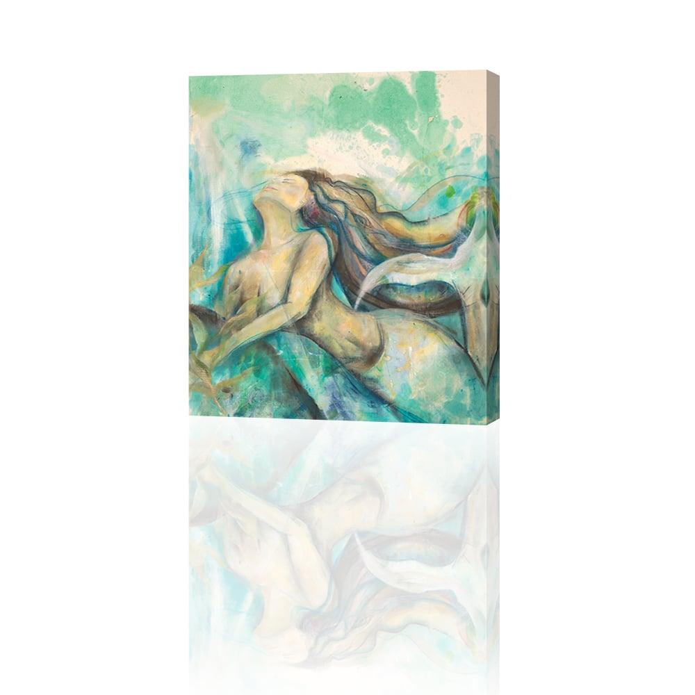 Image of Mermaid 4 Giclee Print