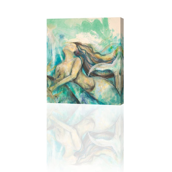 Image of Mermaid 4 Giclee Print