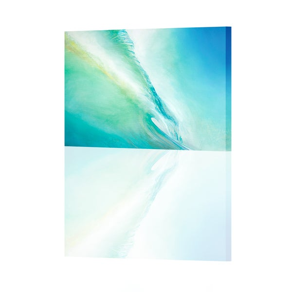 Image of Oxygen Wave Giclee Print