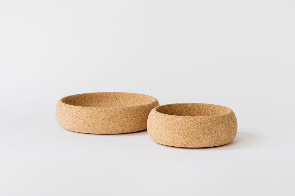 Image of Natural Cork Bowl