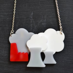 Image of Power Station Necklace