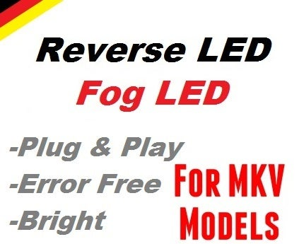 Image of Reverse - Fog combo Fits: MKV Model R32 /  Jetta / GTI / Golf