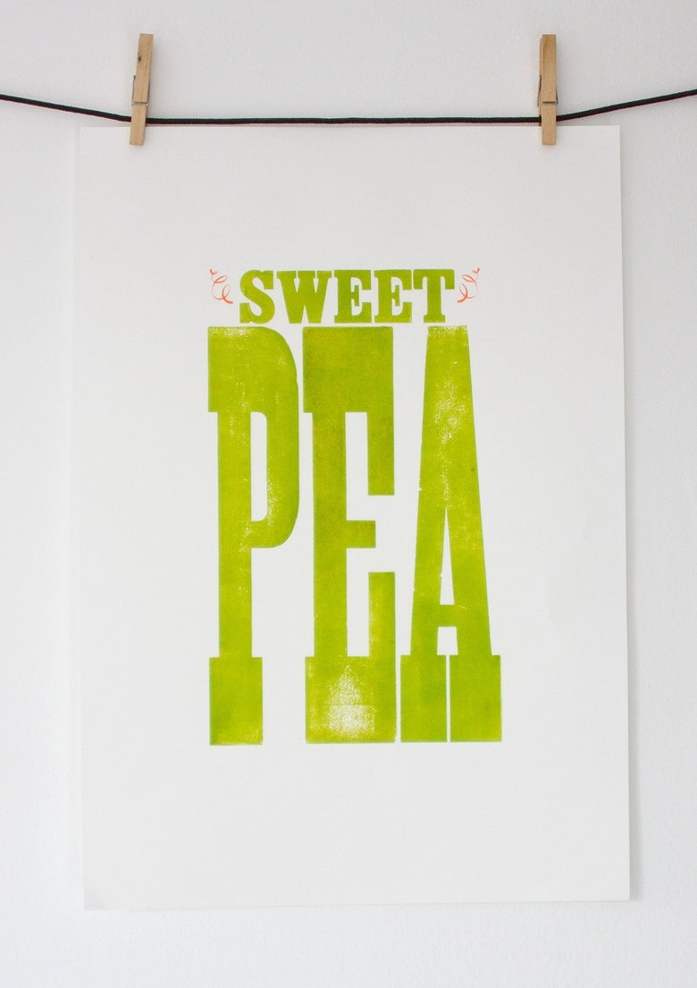 Image of Sweet Pea