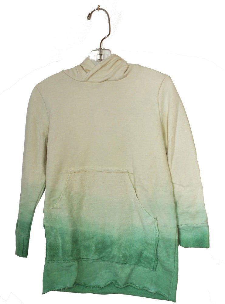 Image of French Dip Hoodie - Turquoise