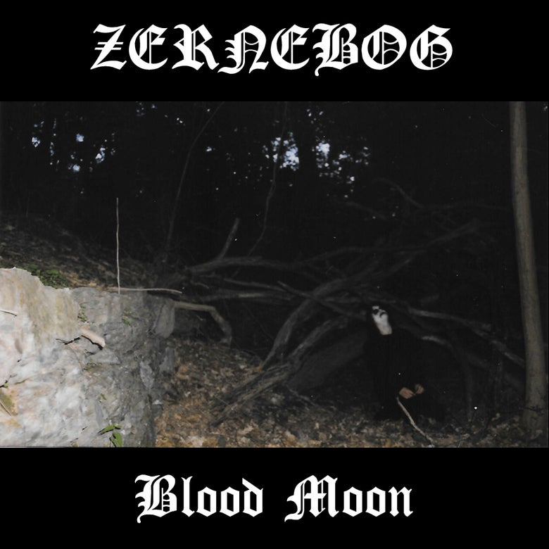 "Image of Zernebog ""Blood Moon"" CD"