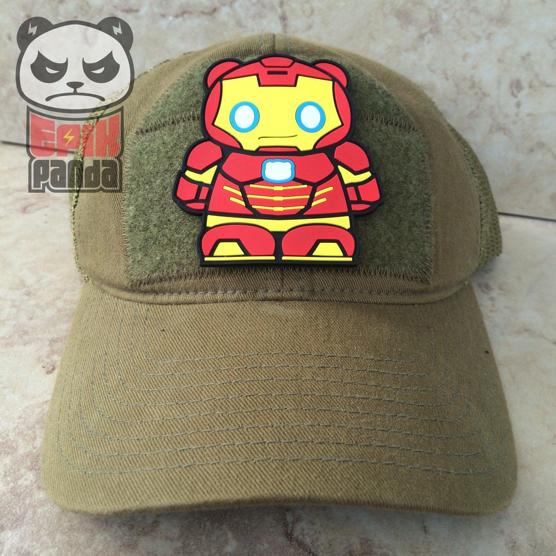 Image of Steel Panda (Hero Panda)