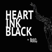 Image of Butch McKoy - Heart Ink Black