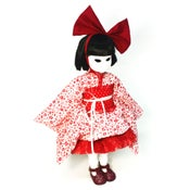 "Image of 14"" 'Gratia Valentine' Limited Edition Little Apple Doll"