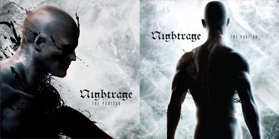 Image of Nightrage - The Puritan (CD/LP)