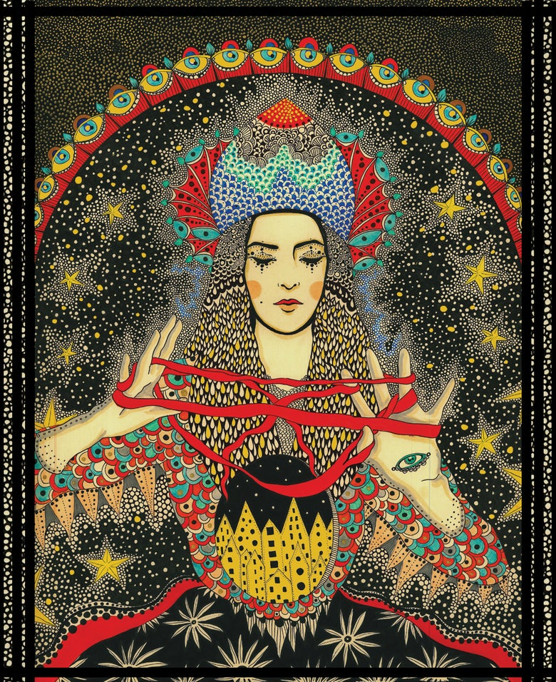 Image of The Empress by Daria Hlazatova