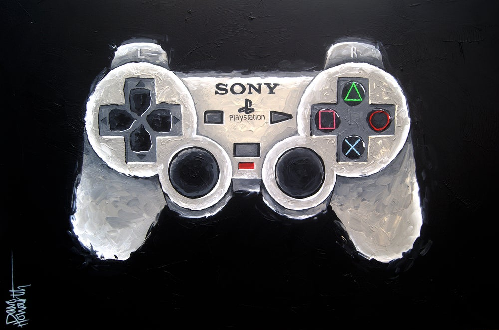 Image of PLAYSTATION (LIMITED EDITION PRINT)